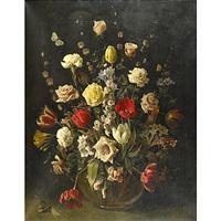 still life by jean marie floris van der loo