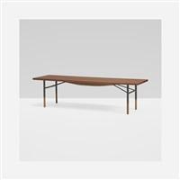 bench by finn juhl