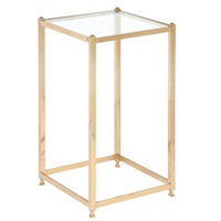 side table by john vesey