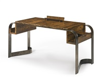 an important desk by eugene printz