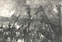 calvario by fermin santos