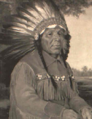 chief pasqua by henry metzger