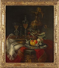 still life by christian berentz