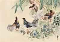 和平鸽 by huang leisheng
