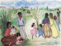 famille de tsiganes by alice frey
