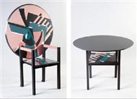 mesa-silla by alchimia