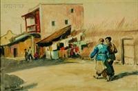 san francisco chinatown by fredfreddin goldberg