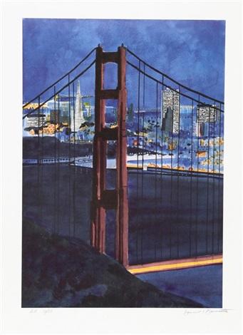 golden gate bridge by tony bennett