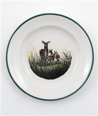 side plate by karel nekola