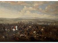 the battle of oudenarde by german school (18)