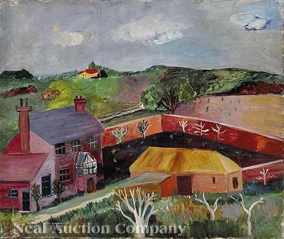 mattcombe farm devon by hazel guggenheim mckinley