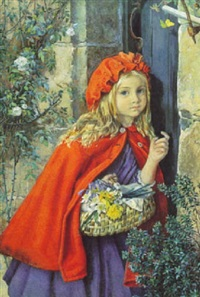 little red-riding hood by isabel oakley naftel