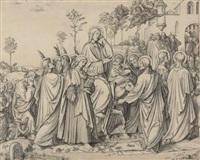 der einzug jesu in jerusalem by gustav ferdinand könig