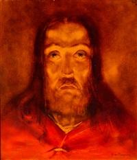 christuskop by han van meegeren