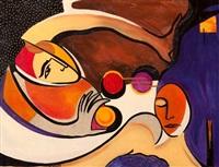 le jongleur et le trapéziste by anne-isabelle ginisti