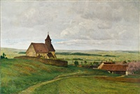 die dorfkirche by thomas leitner