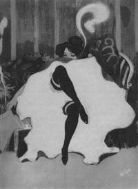 Frou-frou, 1900–1900