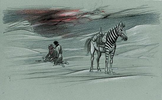 Animalz 95a By Enki Bilal On Artnet