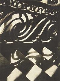 banister detail by shikanosuke yagaki