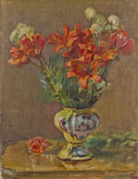 flowers by magnus enckell