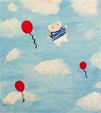 picasso in the sky by laboratorio saccardi