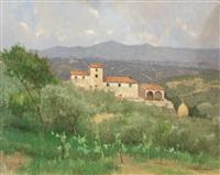 casolari in maremma by alberto cecconi