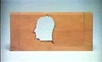 sjalvportratt i profil by sivert lindblom
