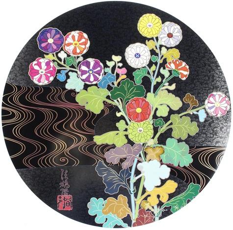 kansei skulls by takashi murakami