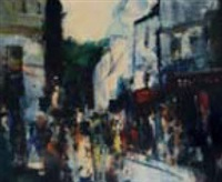 paříž - montmartre by milan martinec