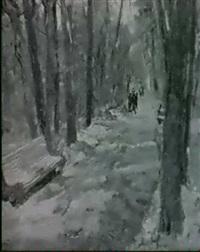 passeggiata nel parco by s. ijevski