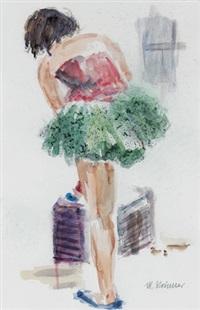 balletteuse im tutu by michaela krinner