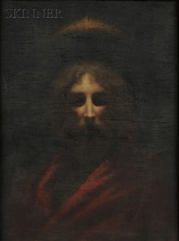 head of christ by thomas nast