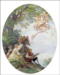 bellman musikanttina by nils asplund