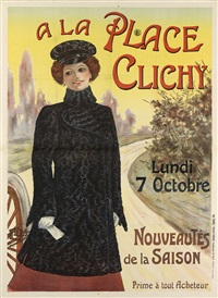 a la place clichy by lem