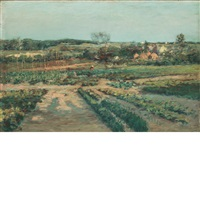 farming the land by henry golden dearth