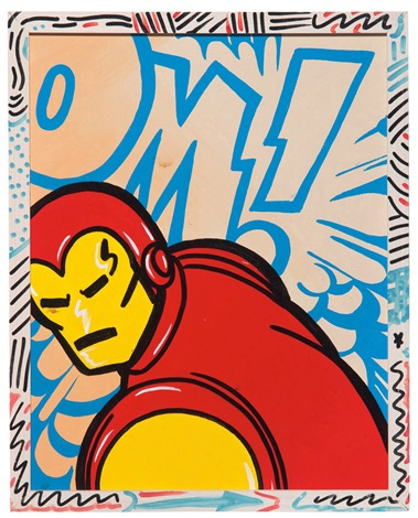 the ironman by crash