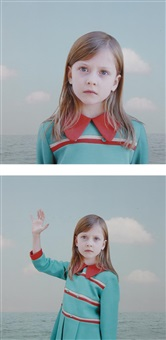 lois 2 and lois 3 (2 works) by loretta lux