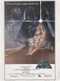 star wars by tom jung