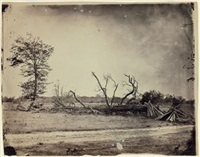civil war battlefield by alexander gardner