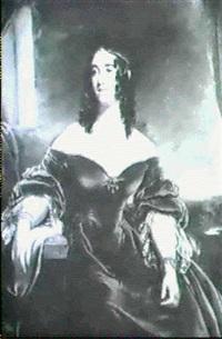 portrait of a lady by james godsell middleton