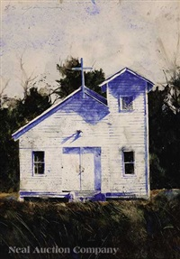 summer church, north jacksonville by stephen scott young