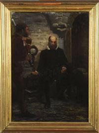 le prisonnier by adolf alexander dillens