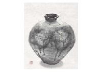 large vase by akira akizuki