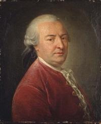 portrait du duc de penthièvre (?) by françois bruno deshays de colleville