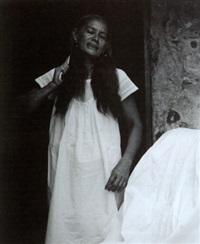 mujer de tlacotalpan (+ la balaustrada; 2 works) by mariana yampolsky