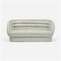 crescent sofa by vladimir kagan