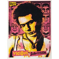 vicious subversion by shepard fairey