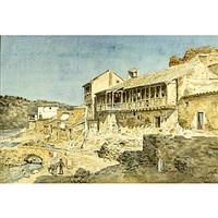 an italian village by germán valdecara y gonzález,