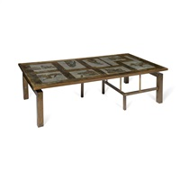 medici low table by philip and kelvin laverne