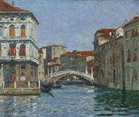 venice by john william (sir) ashton